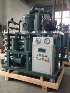 High Vacuum Insulating Oil Purifier, Oil Recycling Plant pictures & photos