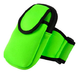 Outdoor Cycling Sports Running Wrist Pouch pictures & photos