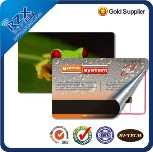 Promotional Plastic Smart IC Card Proximity Card with Fudan for Mf S70 Chip