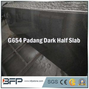 G654 Padang Dark Marble Slab for Hotel Flooring/Wall Tile pictures & photos