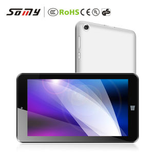 7 ′′ Intel Tablet PC with Android 4.4 or Win 8.1 (I07Z3/I07Z3-W)