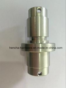 CNC Part for AISI 12L14 Shaft Feedback Draft