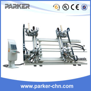 UPVC Plastic Window Machine CNC Four Point Welding Machine pictures & photos