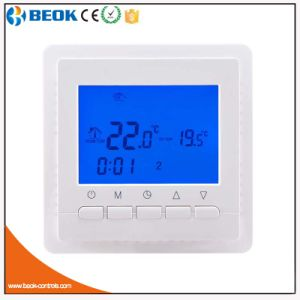 Daily Program Room Thermostat with Immersible Probe pictures & photos