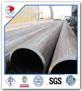 API 5L ERW Welded Carbon Steel Pipe pictures & photos