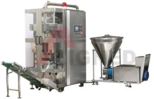 Vffs Liquid Packing Machine with Dxdv-L600 Model pictures & photos