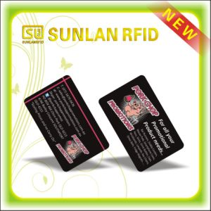 Lf Em4450/Em4550 1k RFID Smart Card From Sunlanrifd pictures & photos
