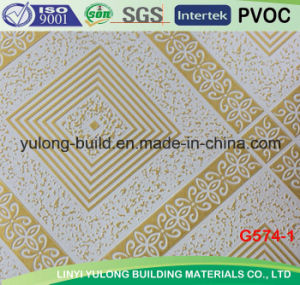 2016 New Design Gypsum Ceiling Tiles pictures & photos