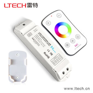 2.4G RF Remote LED Controller Color Circle M4 Work with M4-5A for Dimming