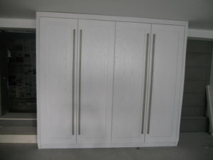 Lacquer Wood Vanity Cabinet pictures & photos