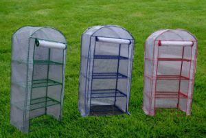 2015 Outdoor Greenhouse with Three Layers, Measures 143 X 143 X 195cm (6204)