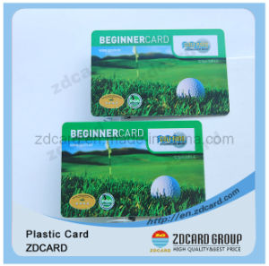 Lf ISO7815 RFID Smart Plastic Card pictures & photos