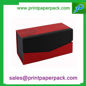 Custom Printed Small Fashion Handmade Luxury Paper Cosmetic Boxes pictures & photos
