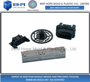 High Precision Plastic Part Injection Mould pictures & photos