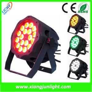 Outdoor 18X18W LED PAR Light and Wash Light PAR Can pictures & photos