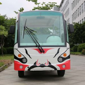 High Performance 8 Passengers Electric Tourist Bus for Sale (DN-8F) pictures & photos