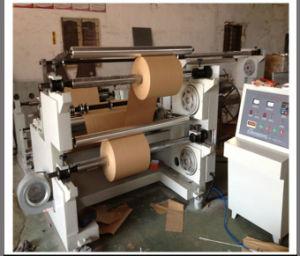 Horizontal Type Paper Roll Slitting Rewinding Machine (DC-HF1100) pictures & photos