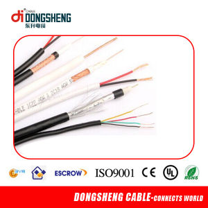 Coaxial Cable CCTV Rg59 Siamese pictures & photos