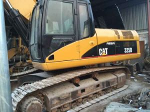 Used Cat 325D Excavator Crawler Excavator for Sale pictures & photos
