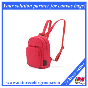 Candy Color Small Hiking Travel Backpack pictures & photos