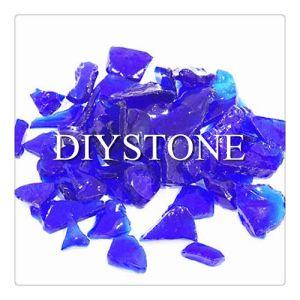 Cobalt Blue Glass Rock pictures & photos