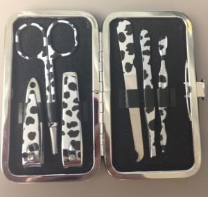 6-Piece Practical Nail Manicure Set, Made of Stainless Material pictures & photos