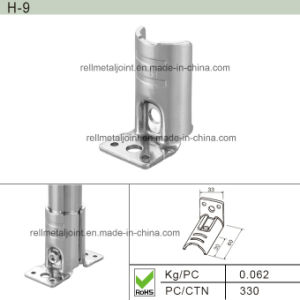 Lean Metal Joint for Pipe Racking System (H-9) pictures & photos