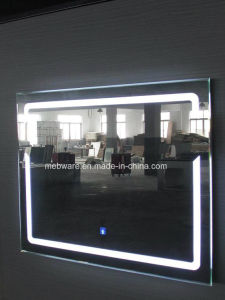 2015 Big Popular LED Mirror for Bathroom pictures & photos