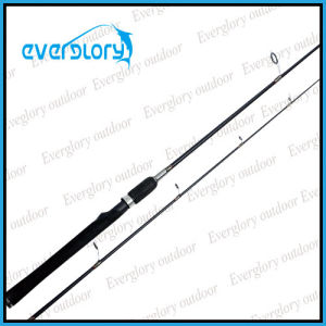 Entry Level 24t Mixed CT Fishing Rod (2PCS) pictures & photos