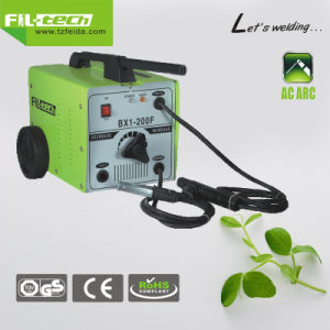 Portable AC Arc Transformer Welding Machine (BX1-3130F/3160F/3180F/3200F/3250F) pictures & photos