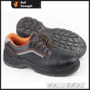 Industrial Leather Safety Shoes with Steel Toecap (Sn5337) pictures & photos
