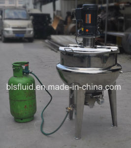 Customized Stainless Steel 220V Gas Heating Cooking Equipment pictures & photos