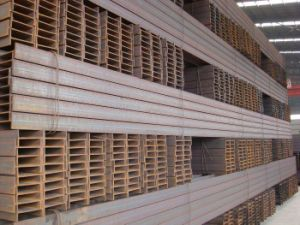 ASTM A36 High Quality Hot-Rolled Steel H Beam (A36) pictures & photos