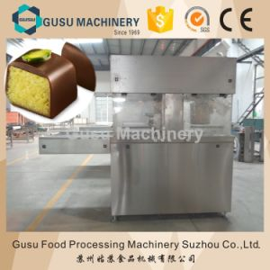 2016 New Develop Hot Sale Chocolate Enrobing Machine pictures & photos