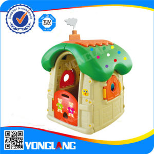 Cheap Funny Baby Toys Plastic Playhouses Daycare Outdoor Playground (YL-HS001) pictures & photos