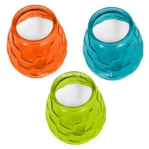 Citronella Glass Lantern in Different Color (SK9008)