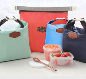 New Arrival Portable Cute Insulated Lunch Bag (54047) pictures & photos