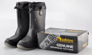 High Ankle Safety Boots (H-9426) pictures & photos
