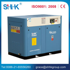 7bar Inverter Screw Compressor 30HP pictures & photos