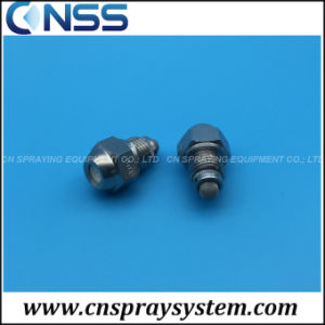 Ceramic Water Spray Nozzle with Solid Stream Spray pictures & photos