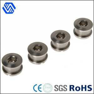 Hex Socket Anti Theft Nut Nickel Plated Nuts Slotted Custom Made Wheel Nut pictures & photos