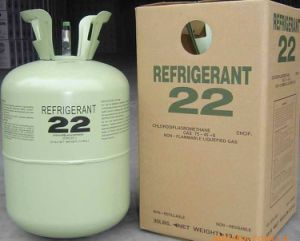 R22 Refrigerant Gas Use for Air Conditioner Non-Flammable Gas