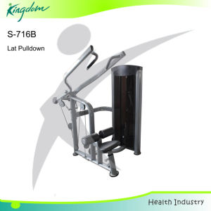 Gym Equipment Fitness Equipment Lat Pulldown pictures & photos