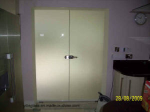 Tempered Frosted Glass Door with Certificate Ce, SGCC pictures & photos