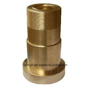 Quality Custom CNC Machining Bronze Parts pictures & photos