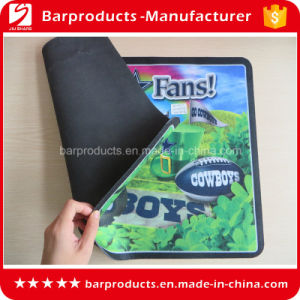 Eco-Friendly Natural Rubber Bar Placemat