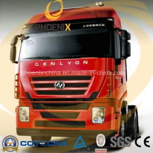 4X2 Hongyan Genlyon Tractor Truck Head with Iveco Technology pictures & photos