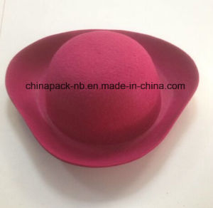 Child Artificial Wool Felt Part Hats (CPPH-001) pictures & photos
