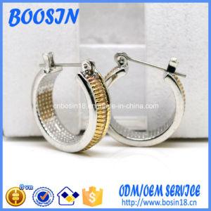 Wholesale Fancy Huggie Hoop Earrings for Woman pictures & photos