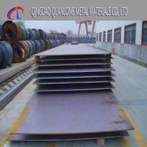A709 Gr. 50 W Corten Weathering Resistant Steel Sheet pictures & photos